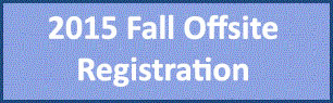 Offsite Registration